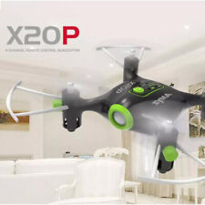 Syma X20P 2.4G Mini Pocket Drone RC Quadcopter Altitude Hold Headless Gift