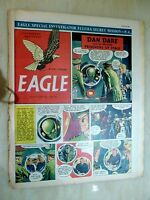 Classic Eagle Comic Vol 5 no 28: Dan Dare Prisoners of Space - 9th July 1954