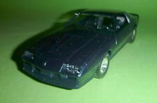 MPC Dealer Promo Dark Blue 1982 Camaro 1/25 MODEL CAR MOUNTAIN GREAT SLOT BODY