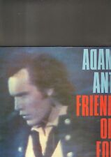 ADAM ANT - friend or foe LP