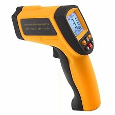 Infrared IR Thermometer 12:1 DS Pyrometer -50~900°C (-58~1652°F) Temperature