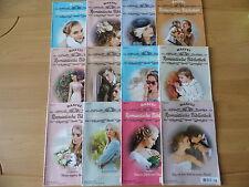 """12 """"Bastei"""" Romantische Bibliothek - Romane in Einzelheften, Neue Ausgaben 04"""