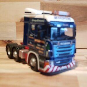 Corgi Rare Scania McFadyens Transport Ltd Campbeltown Tractor Unit