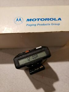 Motorola Bravo Plus Pager 931.4375   Mhz ,   Pocsag 2400 Baud        * L@@K *