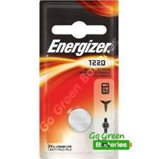 Piles jetables Energizer au lithium pour équipement audio et vidéo CR1220