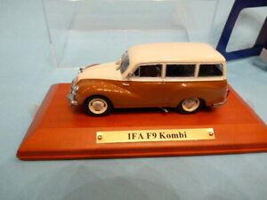 IFA F9 Kombi Modellauto 1 : 43 Atlas DDR-Auto Kollektion