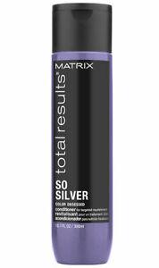 Matrix Total Results So Silver Conditioner 10.1 oz