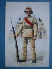 POSTCARD 2ND BTL ROYAL NORTHUMBERLAND FUSILIERS - SERGEANT MOHAWK BARRACKS SHANG