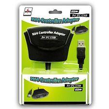 Contrôleur N64 Adaptateur pour PC les câbles USB Jeu Vidéo Accessoires