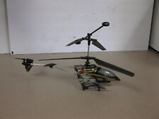 R4SV  Syma S006 Alloy Shark Indoor/Outdoor Helicopter