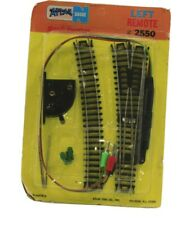 N Scale Atlas Left Hand Remote Switch # 2550 in Sealed Package