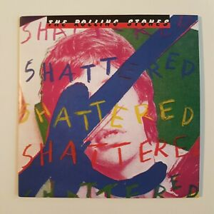The ROLLING STONES ♦ Limited Edition & Remastered CD ♦ SHATTERED