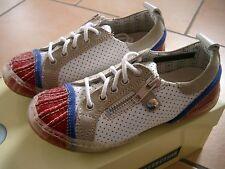 (z62) Momino Girls Tempo Libero Scarpe Sneakers lacci & LAMPO gr.31