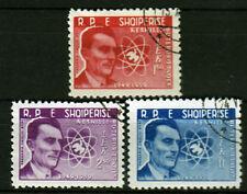Albanien 575-77, O, 10 Jahre Weltfriedensbewegung