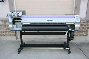 MIMAKI JV33-130 eco-solvent printer NEW HEAD >mutoh roland graphtec summa150 160
