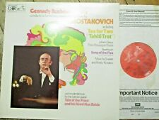 ASD 1650331 Shostakovich Tea For Two Tahiti Trot etc / Rozhdestvensky