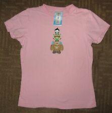 VANCOUVER 2010 OLYMPICS Mascot/Sumi/Miga/QUATCHI Girls T-Shirt/Top ~Size 6X ~EUC
