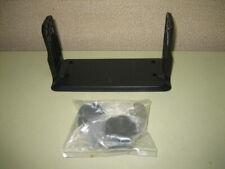 New listing Icom Ic-M506 Black Vhf Mounting Mount Bracket w/ Knobs, Mic Clip