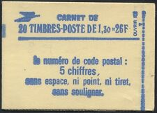 France Carnet Moderne N°2059-C4a Confectionneuse N°8 NEUF ** LUXE