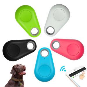 Pet Dog GPS Tracker Wireless Bluetooth Alarm Key Finder Pet Locator Smart Tag