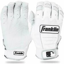 Franklin Sports Cfx Pro Pearl White Batting Gloves - Adult Sizes