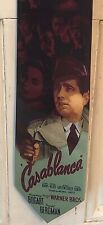 Vintage 2003 Ralph Marlin Casablanca Mens Neck Tie *NEW* Oscars Party Bogart