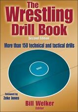 The Wrestling Drill Book-2nd Edition (2012, Paperback)