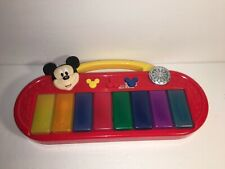 Polyfect Toys Disney Mickey Mouse Clubhouse Musical Keyboard SCRATCHY SPEAKER