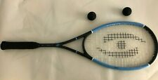 Harrow Stealth UltraLite squash racket - Used - 140g - 2 squash balls included