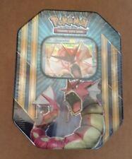 Pokemon Gyarados EX Spring EX Tin 2016 Booster Box Pack NEW Factory Sealed