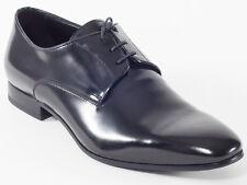 New Baldinini Black Patent Leather Shoes Size 41 US 8
