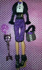 Monster High Clawdeen Wolf Sweet 1600: clothes with bag and shoes. See photo.