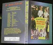 MR. MUGGS STEPS OUT - DVD - The East Side Kids, Leo Gorcey. Huntz Hall