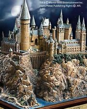 Harry Potter Hogwarts Castle Replica....Price Lowered !!!