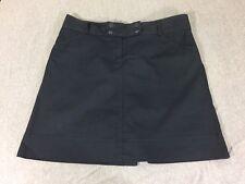Old Navy Womens Skirt Size 14 Blue Skirt Casual Cotton Skirt