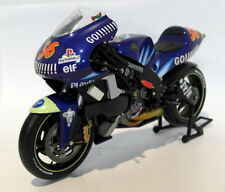 Motos miniatures bleus MINICHAMPS