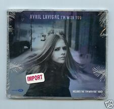 Avril Lavigne/I'm With You (2 Versions) + 1  plus Video (EU/Sealed)