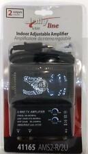 AMPLIFICADOR DE INTERIOR DE ANTENA TV  UHF 30 DB