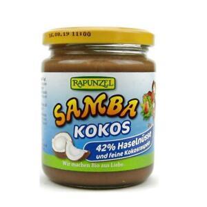 (2 EUR/100 g) Rapunzel Samba Kokos bio 250 g