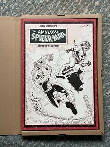 John Romita's The Amazing Spider-Man - IDW Artifact Edition HC - NEW