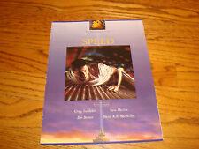 SPEED 1994 Oscar ad on top of train, Keanu Reeves, Sandra Bullock, Dennis Hopper