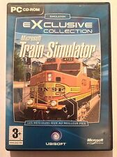 Train Simulator   Jeux PC Complet