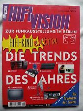 HIFI VISION 9/95 Trans rotore Qyster, Mark Levinson 333, Primare 301,302, PIONEER ns1