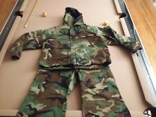NEW Army Chemical Protective Suit size Large-Regular FREE SHIPPING