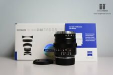 Brand New Carl Zeiss ZM Distagon T* 35mm F/1.4 Lens - Black for Leica M Mount