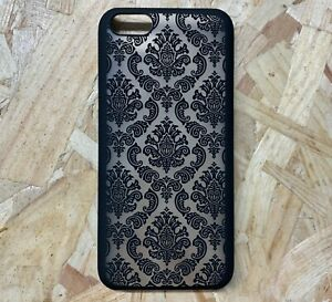 Phone Case Wallpaper Design White/Black Hard Cover For Apple iPhone 5C