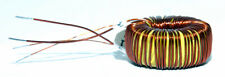 39) TOROID TRANSFORMERS 27mm OD 324 TURNS 30AWG, 60 TURNS 24 AWG HAPT INSULATION