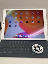 Apple iPad 2nd 512GB GEN. Pro, Wi-Fi, 12.9 in-argento + Apple Tastiera