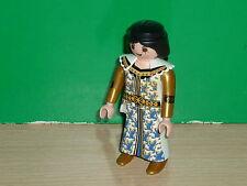 Playmobil Medieval / Knights - Dama con vestido precioso (manchas detrás)