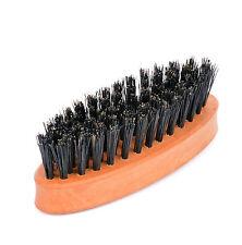 ZWICK-S Brosse à barbe oval Poils de sanglier Bois Poirier fabriqué en Allemagne